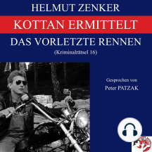 Kottan ermittelt: Das vorletzte Rennen: Kriminalrätsel 16