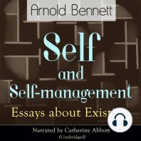 Self and Self-Management