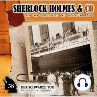 Sherlock Holmes & Co, Folge 38