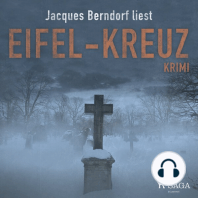 Eifel-Kreuz (Kriminalroman aus der Eifel) (Ungekürzt)