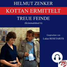 Kottan ermittelt: Treue Feinde: Kriminalrätsel 6