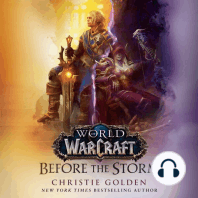 Before the Storm by Christie Golden and Josh Keaton - Listen