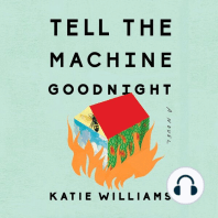 Tell the Machine Goodnight