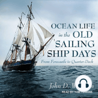 Ocean Life in the Old Sailing Ship Days