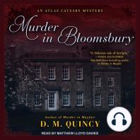 Murder in Bloomsbury