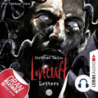 Lovecraft Letters - Lovecraft Letters, Folge 8 (Ungekürzt)