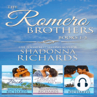 Romero Brothers Boxed Set, The - Books 1-3