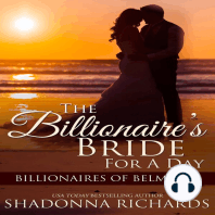 The Billionaire's Bride for a Day
