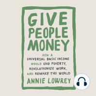Give People Money