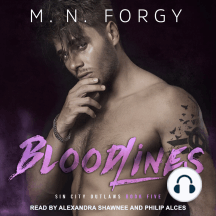 Bloodlines: Sin City Outlaws, Book 5