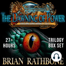 The Dawning of Power: Epic fantasy trilogy box set filled with magic and adventure