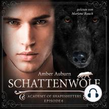 Schattenwolf, Episode 6 - Fantasy-Serie: Academy of Shapeshifters