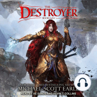 The Destroyer, Book 4