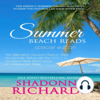 Summer Beach Reads - special edition