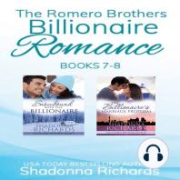 Romero Brothers Boxed Set, The - Books 7-8
