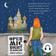 Open Mic Night in Moscow