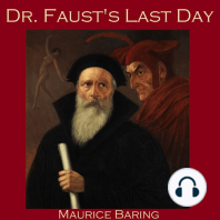 Dr. Faust's Last Day