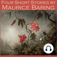 Four Short Stories by Maurice Baring