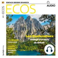Spanisch lernen Audio – Pamplona