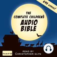 The Complete Children's Audio Bible