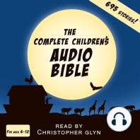 The Complete Children's Audio Bible