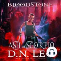 Ash of Scorpio - Bloodstone Trilogy - Prequel