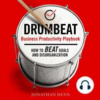 DRUMBEAT Business Productivity Playbook