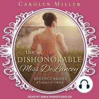 The Dishonorable Miss Delancey