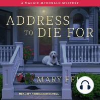 Address to Die For: A Maggie McDonald Mystery