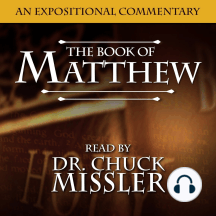 Book of Matthew, The: An Expositional Commentary