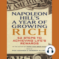 Napoleon Hill's A Year of Growing Rich