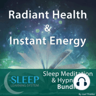 Radiant Health & Instant Energy