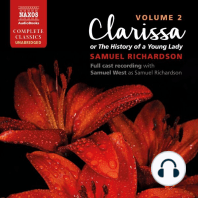 Clarissa, or The History of a Young Lady, Volume 2