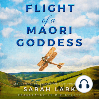 Flight of a Maori Goddess