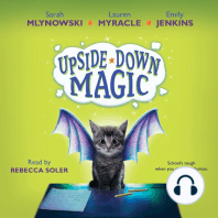 Weather or Not: Upside-Down Magic, Book 5