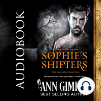 Sophie's Shifters