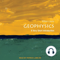 Geophysics: A Very Short Introduction
