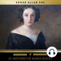 El Misterio De María Rogêt