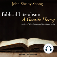 Biblical Literalism