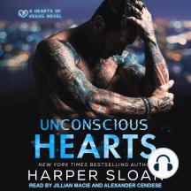 Unconscious Hearts: A Hearts of Vegas Novel