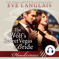 The Wolf's Secret Vegas Bride