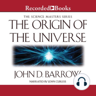 The Origin of the Universe: The Science Masters Series