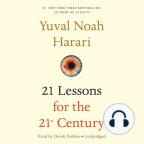 Audiolivro, 21 Lessons for the 21st Century - Ouça a audiolivros gratuitamente, com um teste gratuito.