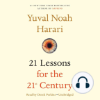 Libro de audio, 21 Lessons for the 21st Century - Escuche libros de audio gratis con una prueba gratuita.