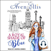 A Royal Shade of Blue