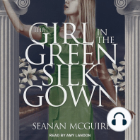 The Girl In the Green Silk Gown