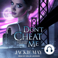 Don't Cheat Me