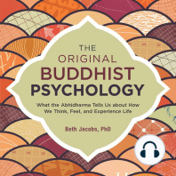 The Original Buddhist Psychology