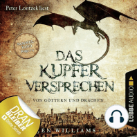 Das Kupferversprechen - Von Göttern und Drachen - Die Kupfer Fantasy Reihe, Sammelband: Folgen 1-4 (Ungekürzt)