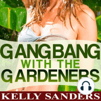 Gangbang with the Gardeners